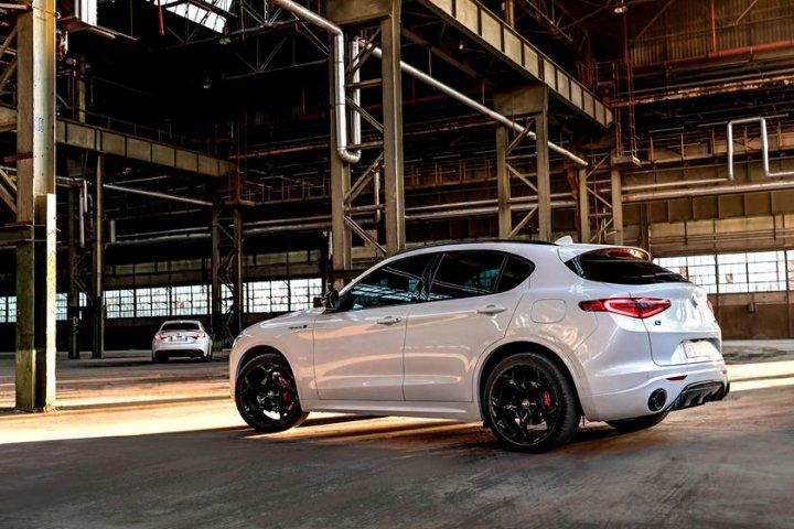 Производитель Alfa Romeo представил люксовый хэтчбек