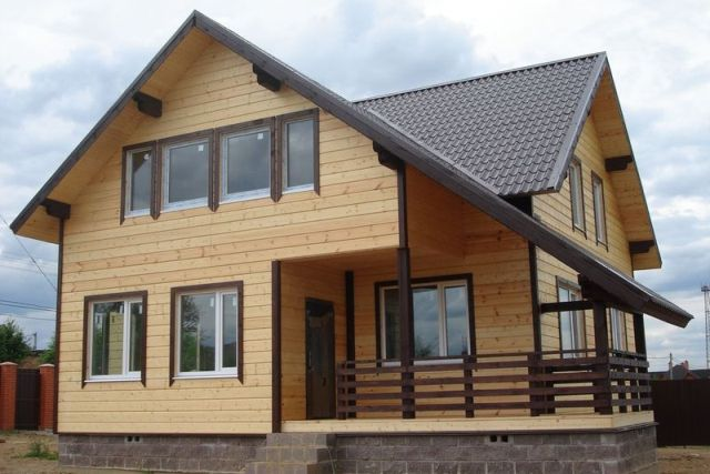 Качественное и профессиональное строительство каркасных домов