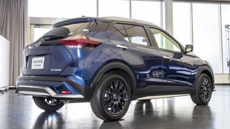 Nissan вывел на рынок новый кроссовер за 30 тысяч долларов (фото)