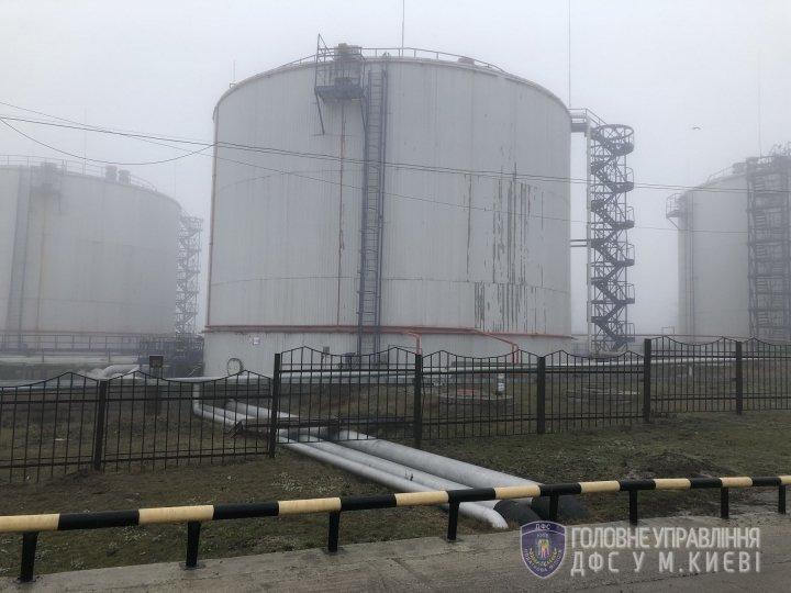 ГФС пресекла масштабное подпольное производство дизеля