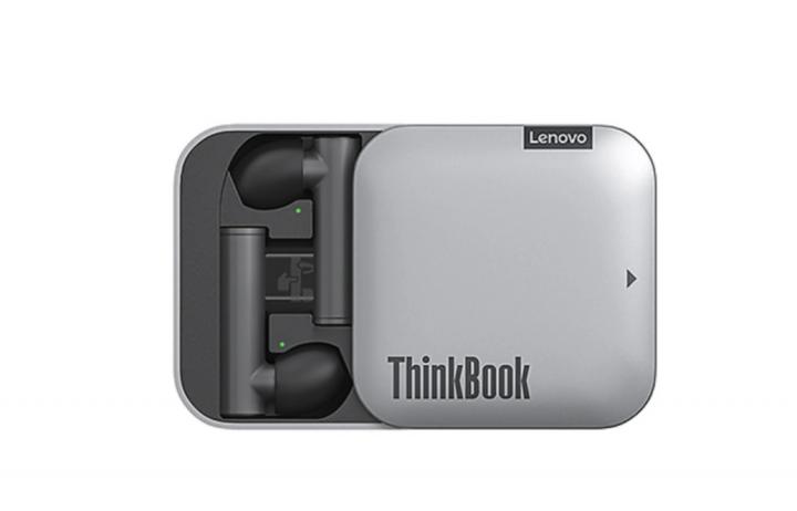 Lenovo выпустила TWS-наушники для компьютеров