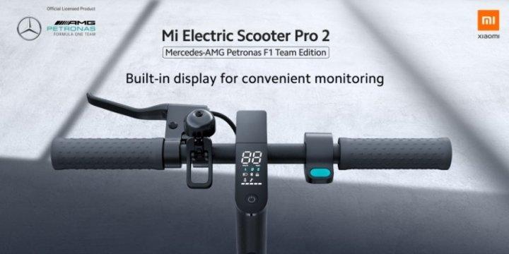 Xiaomi представила электроскутер (фото)