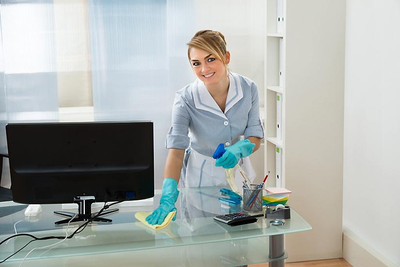 Доверяйте уборку своего офиса профессионалам