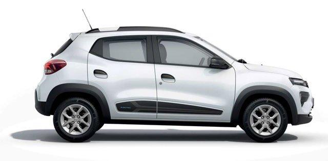 Электрокроссовер Renault взорвал рынок ценником в 7700 евро (фото)