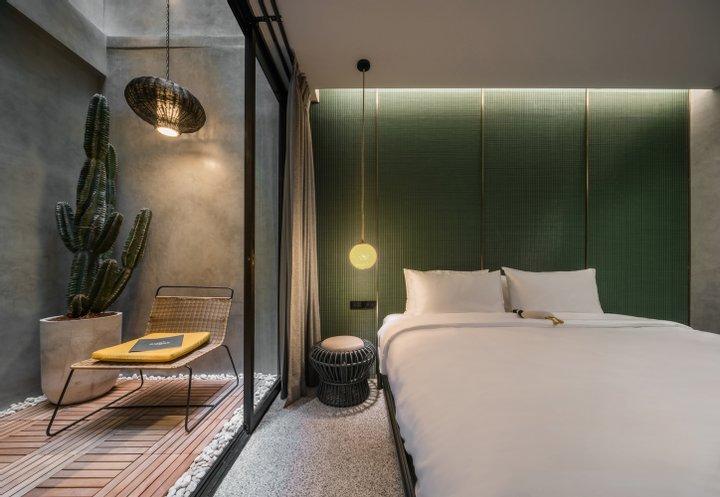 В Бангкоке построили отель с необычной концепцией (фото)