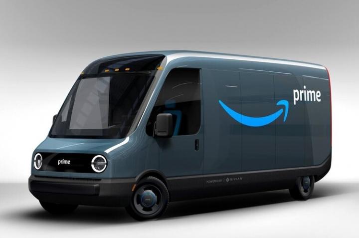 Amazon вывела электрогрузовики Rivian на улицы Сан-Франциско