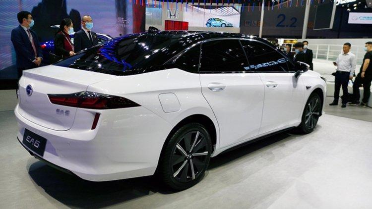 Honda и GAC выпустили конкурента Tesla Model 3 (фото)