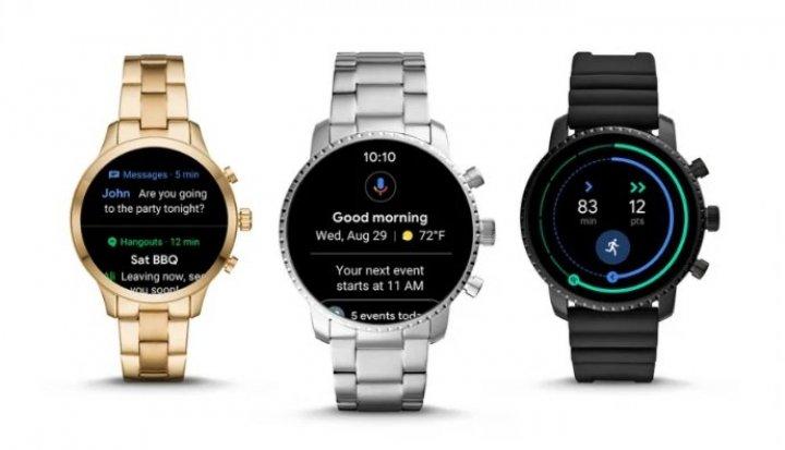 Умные часы Google будут иметь новую функцию