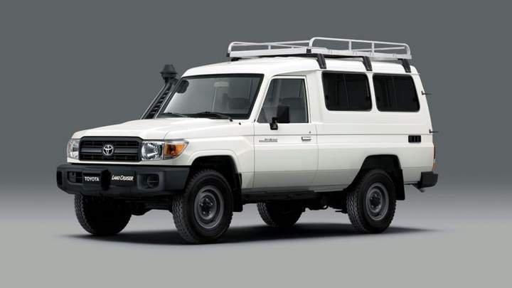 Toyota построила автомобиль для перевозки вакцины