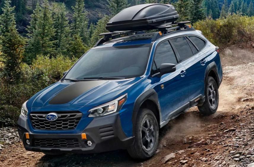 Subaru Outback получила «очень дикую» комплектацию (фото)