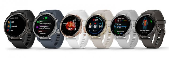 Смарт-часы Garmin Venu 2 получили продвинутые функции мониторинга сна