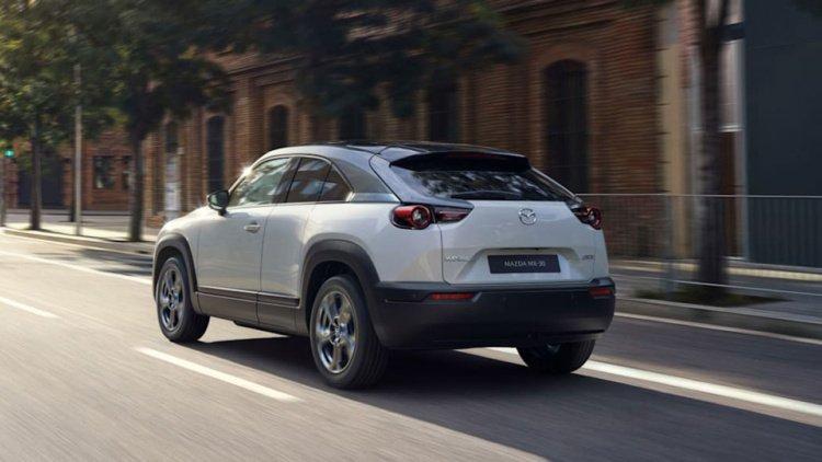 Mazda анонсировала выход первого электрокара и модели с роторным двигателем (фото)